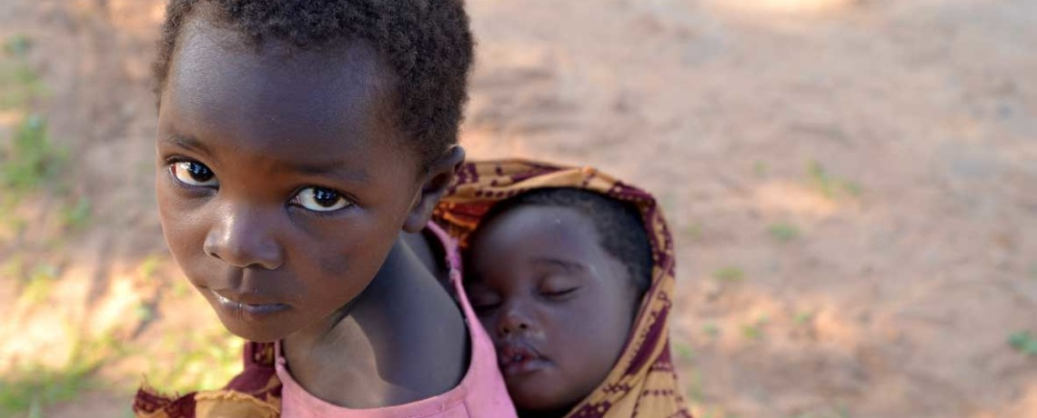 Meeting the needs of orphaned children  and changing lives forever in Zambia, AFRICA